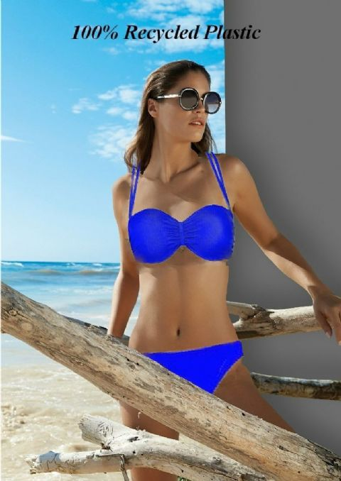 "Sunflair - ""Colour up your Life"" Royal Blue Bandeau"